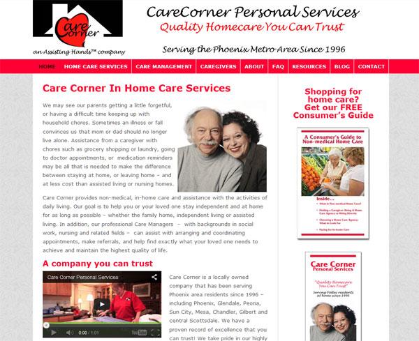 Care Corner Personal Services