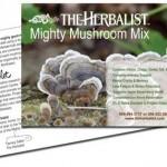 Herbalist Postcard