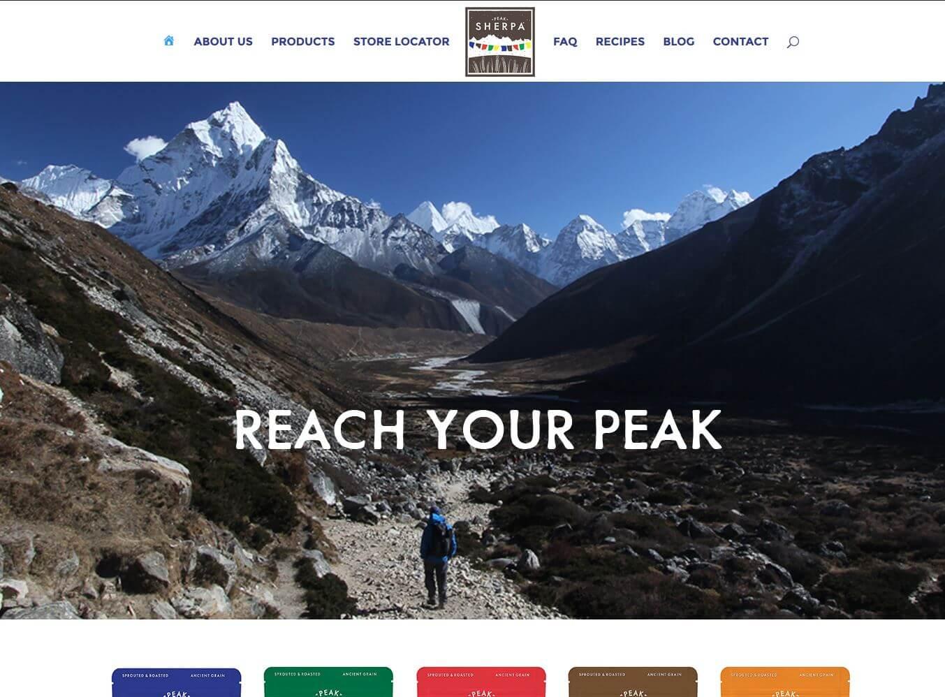Peak Sherpa